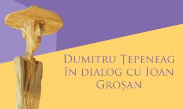 Dumitru Țepeneag în dialog cu Ioan Groșan