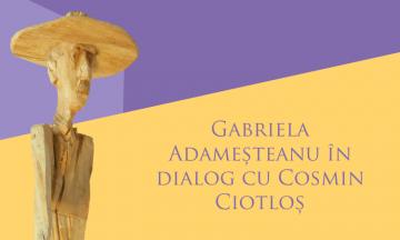 Gabriela Adameșteanu în dialog cu Cosmin Ciotloș